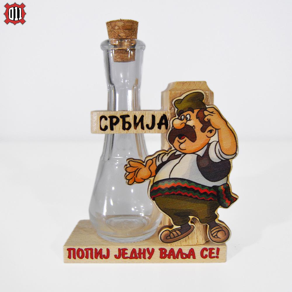 Čokanj sa stalkom Srbija