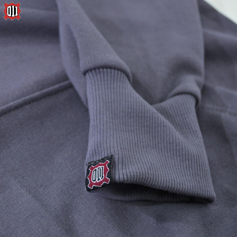 Duks 011 - sa kapuljačom (tamno sivi)