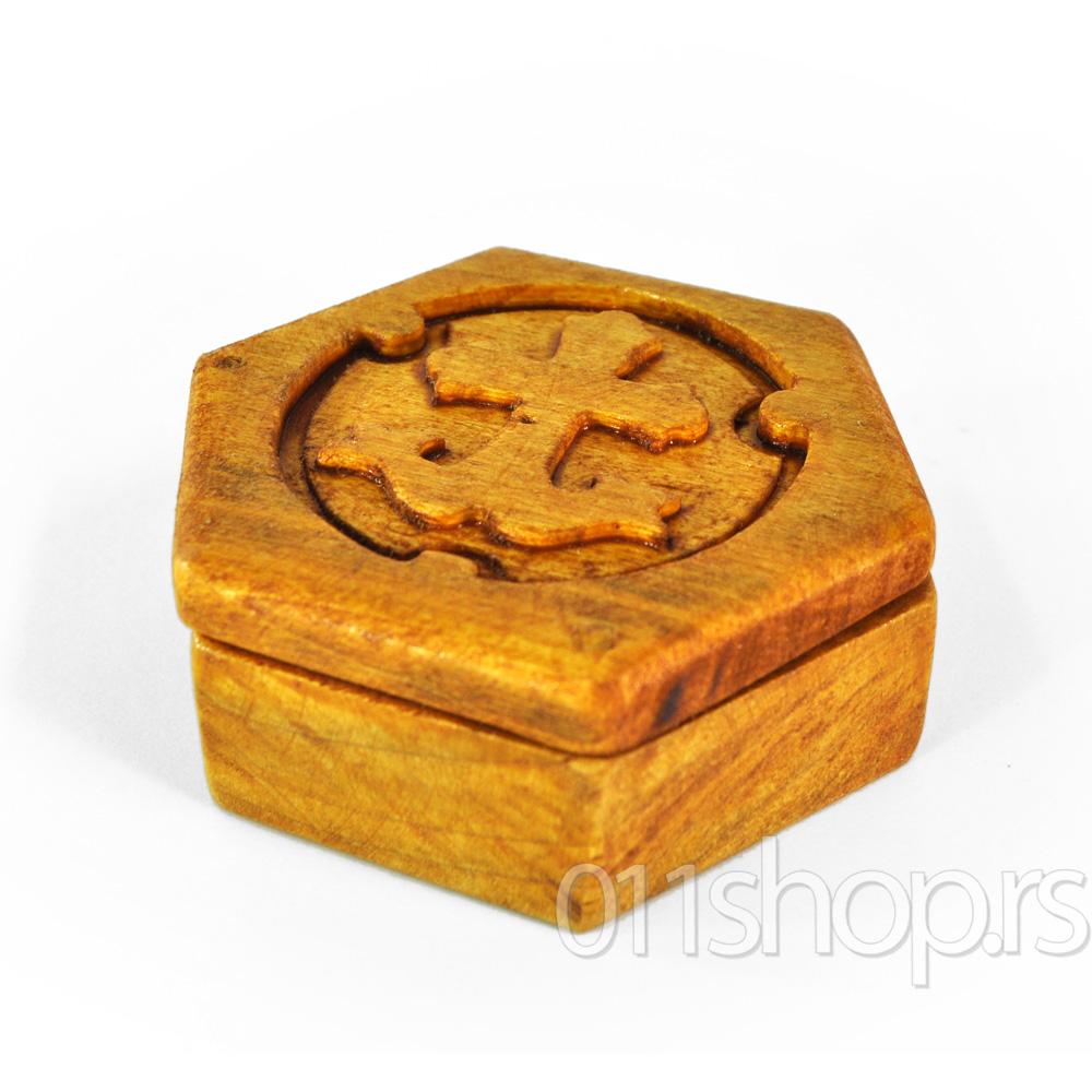 Kutija za tamjan (osmougaona) 1