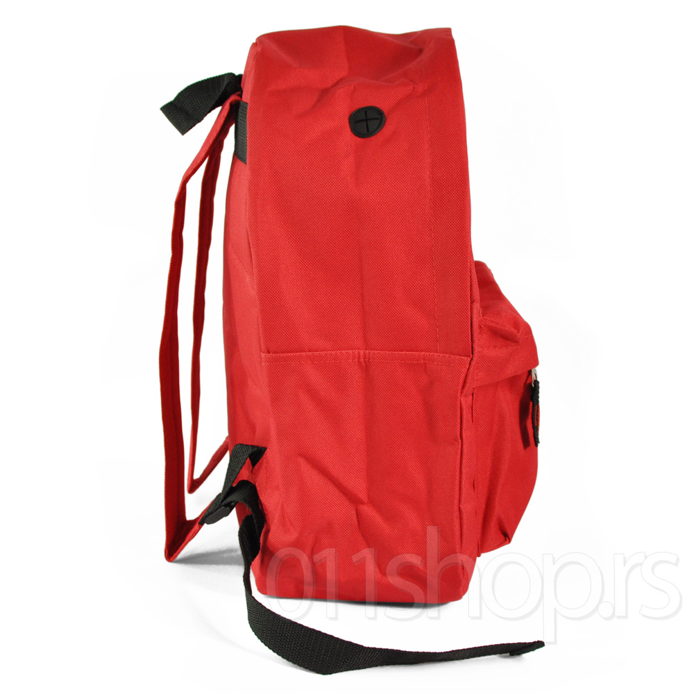 Školski ranac 4S (crveni)