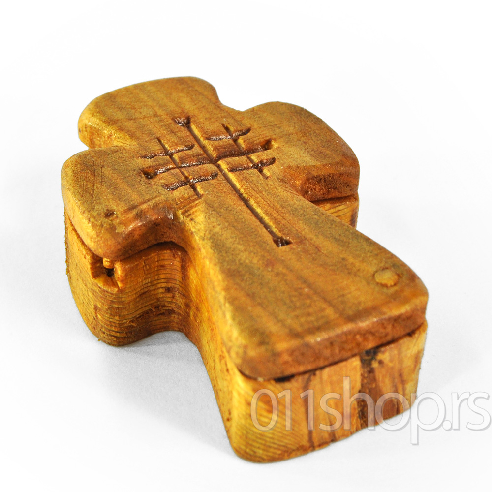 Kutija za tamjan (Krst-svetla)