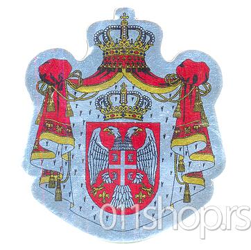 Magnet grb Srbije (veliki)
