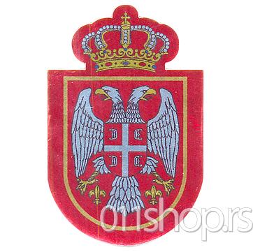 Magnet grb Srbije