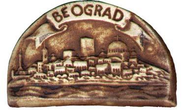 Magnet Panorama Beograda