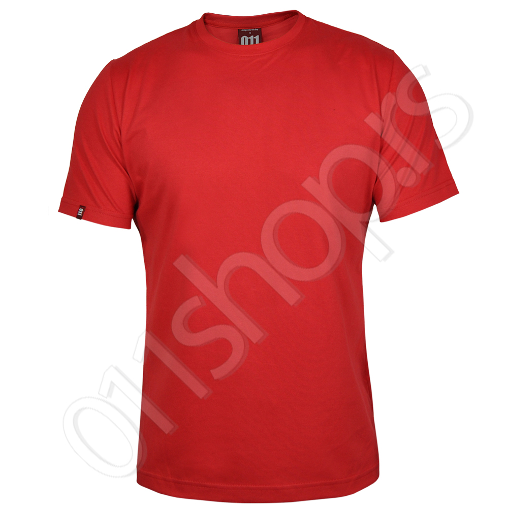 T-shirt 011 - Red