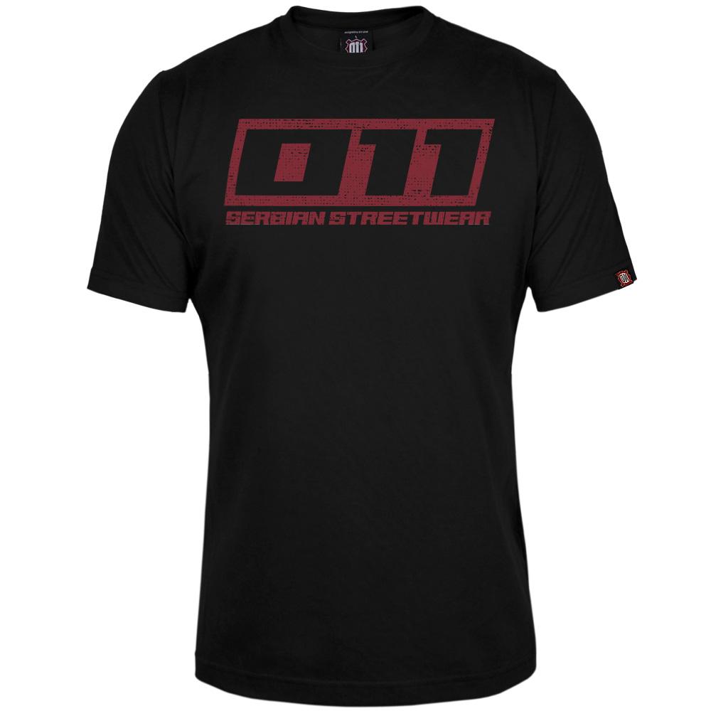 T-Shirt 011 Serbian Streetwear DOT (Sale!)