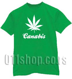 Majica Canabis