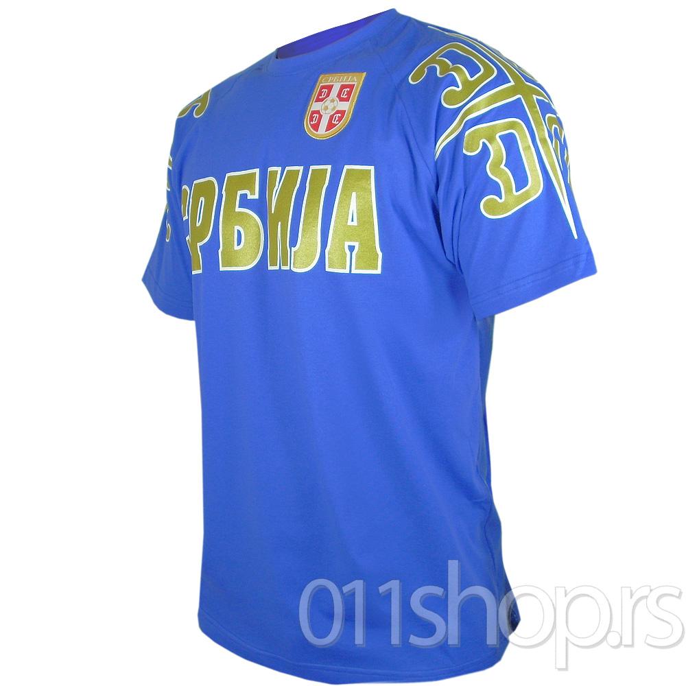 Majica FSS (4S) - plava