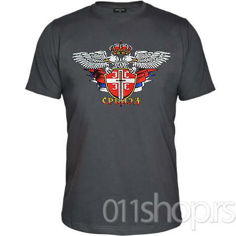 Majica Srbija - model E