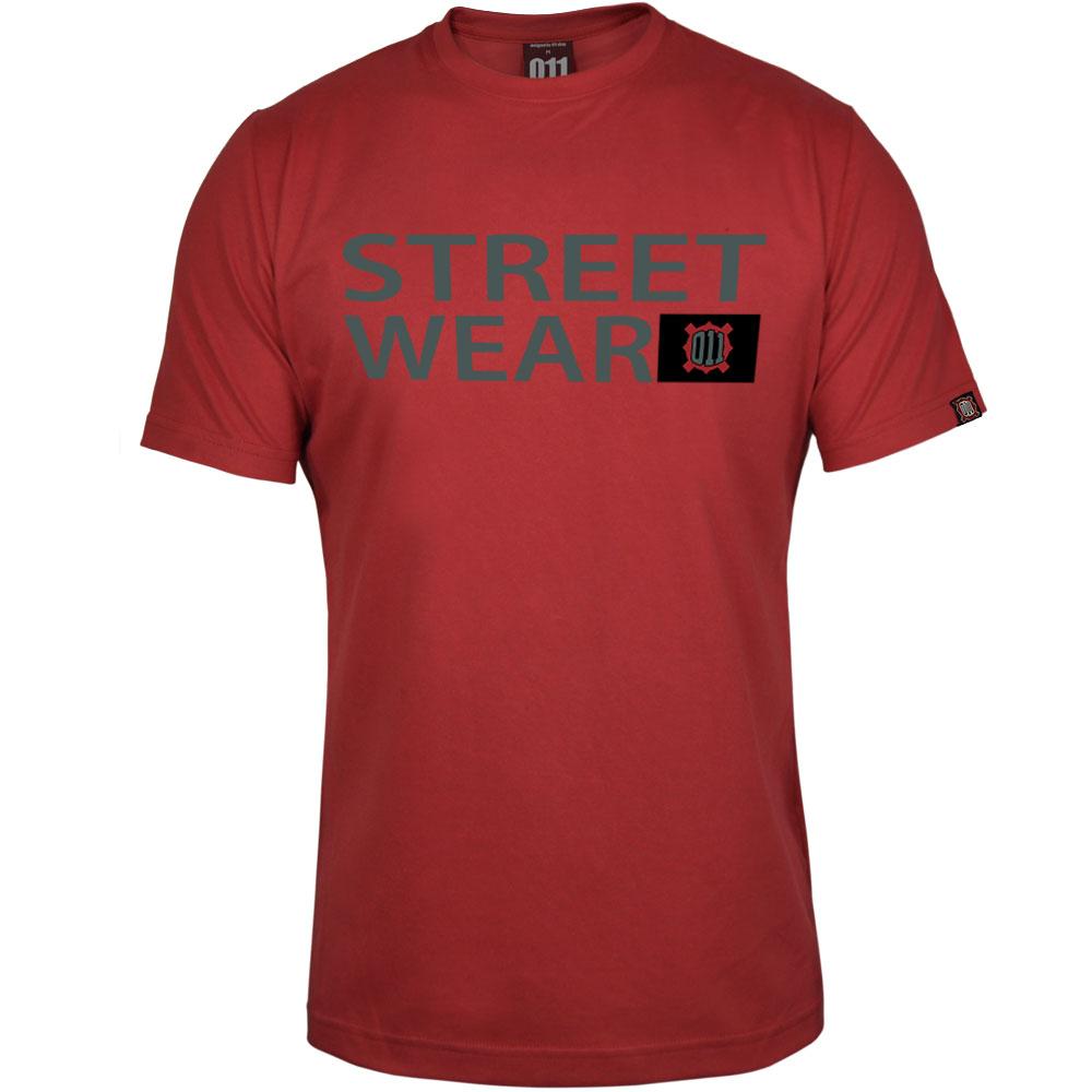 Мајица Street wear 011 сепија