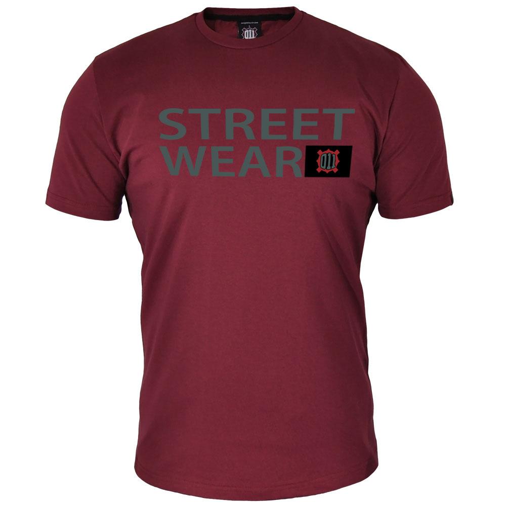Majica Street wear 011 Sepia