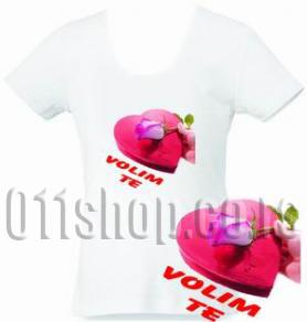 Majica  Volim te