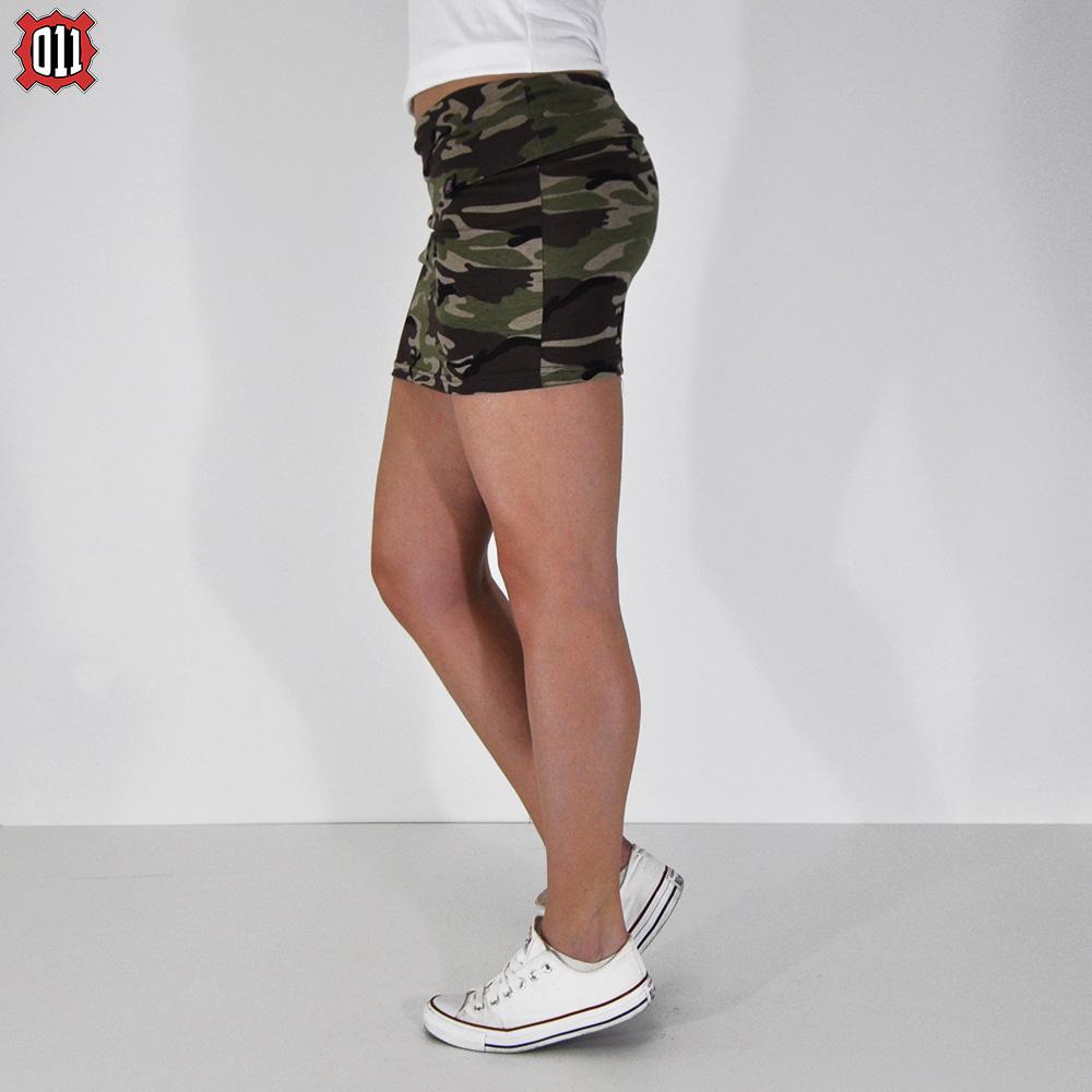 Mini suknja (Woodland combat)