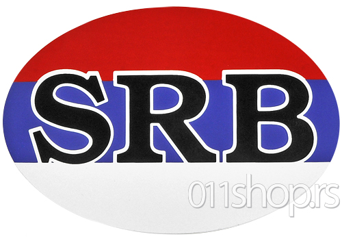 Sticker SRB