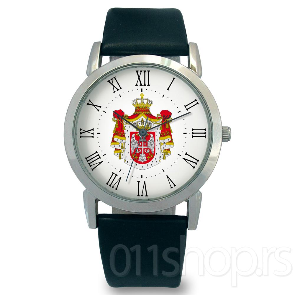 Rucni sat Grb Srbije 2