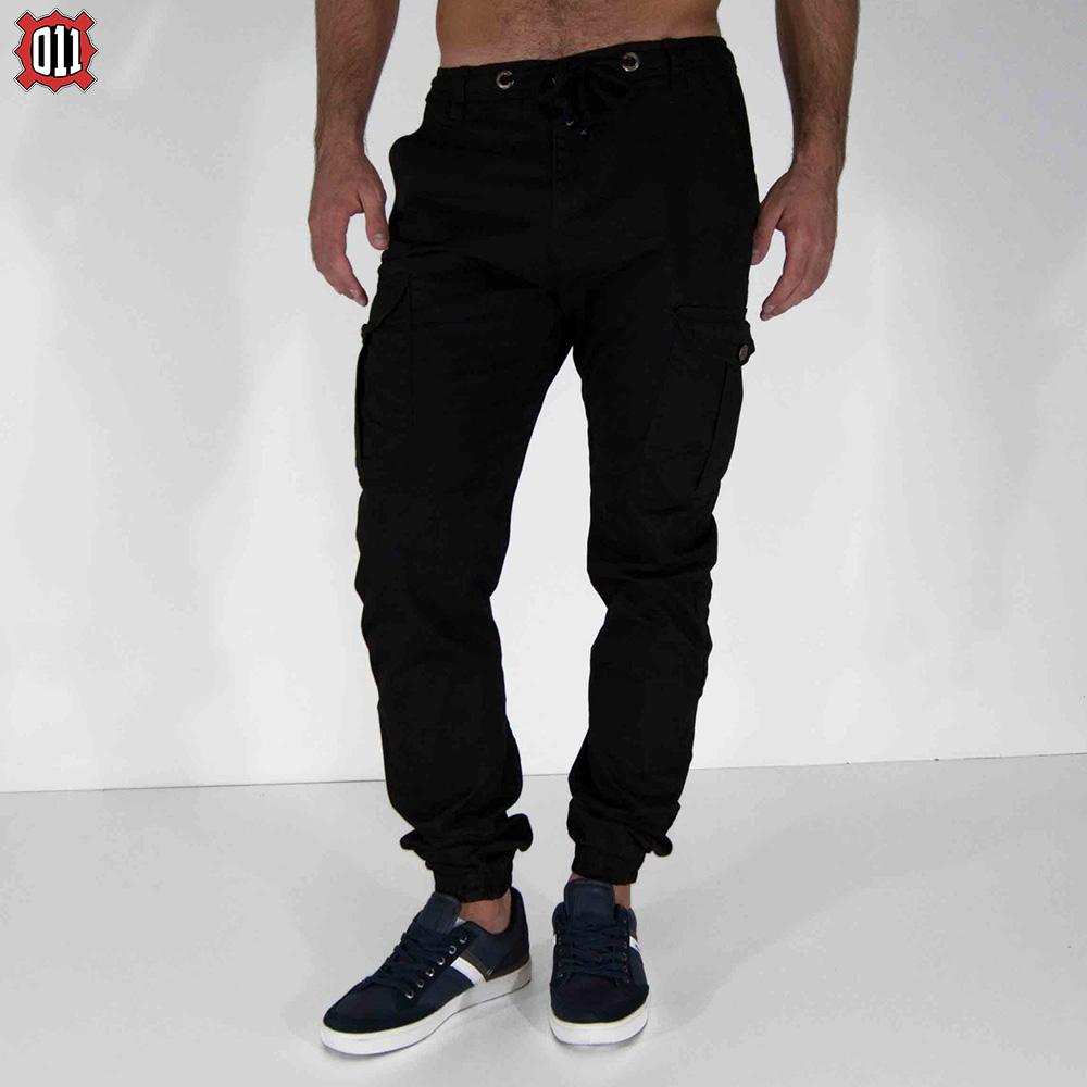 Pantalone Black Combat (sa ranflom)