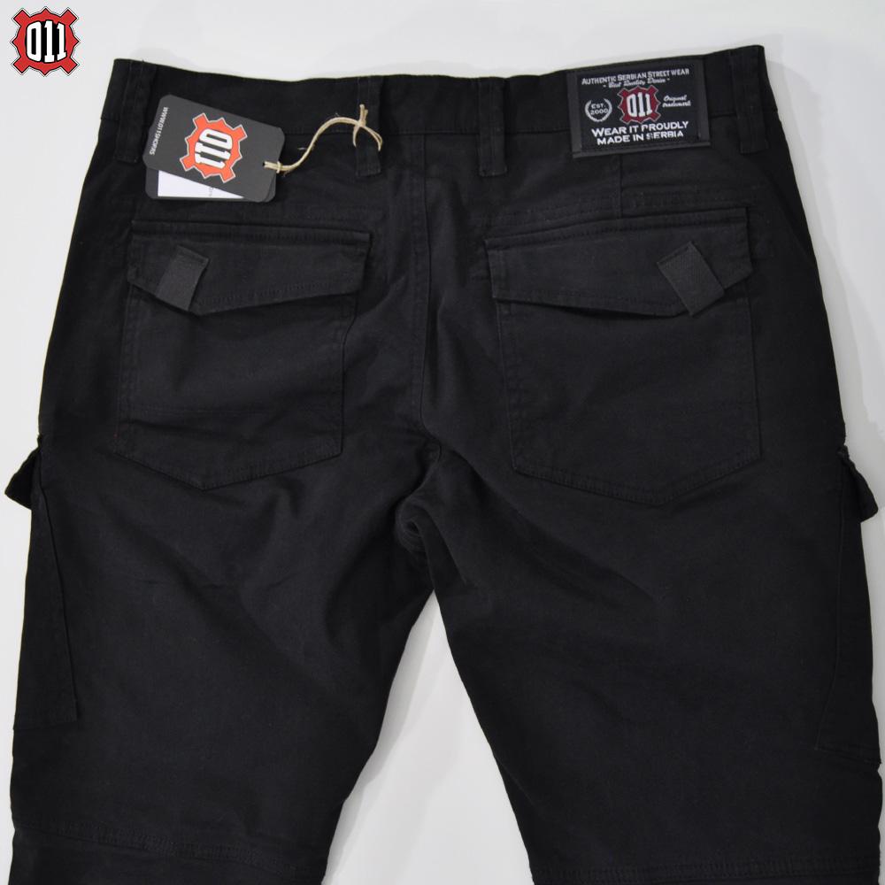 Pantalone Black Combat (bez ranfle)