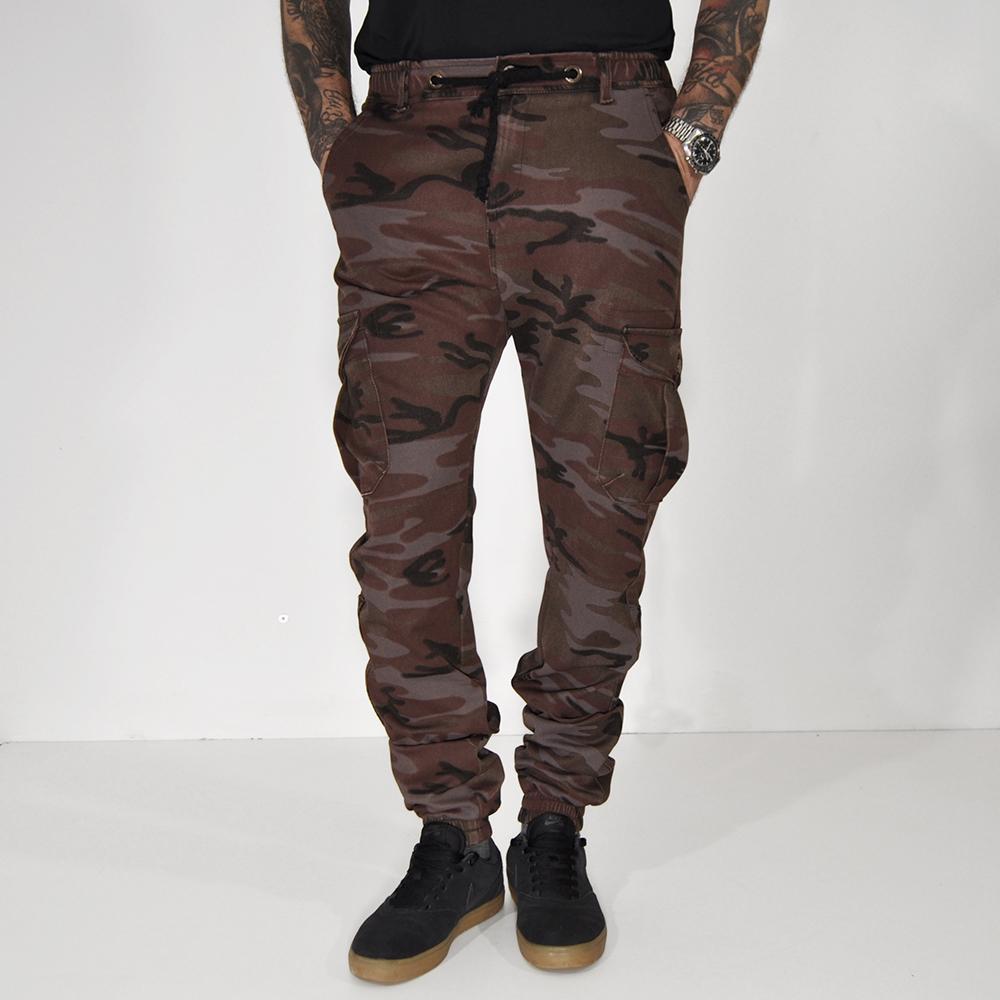 Панталоне Муд Цомбат (са ранфлом)