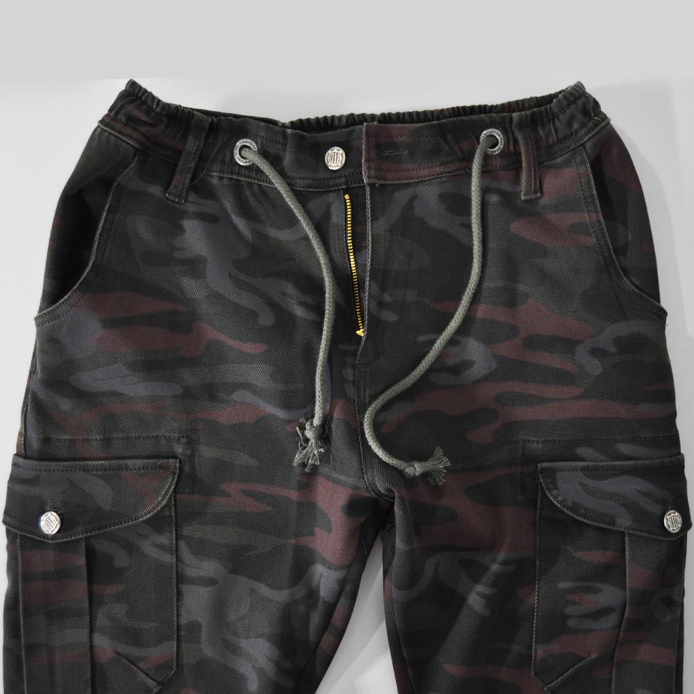 Pantalone Rotten combat