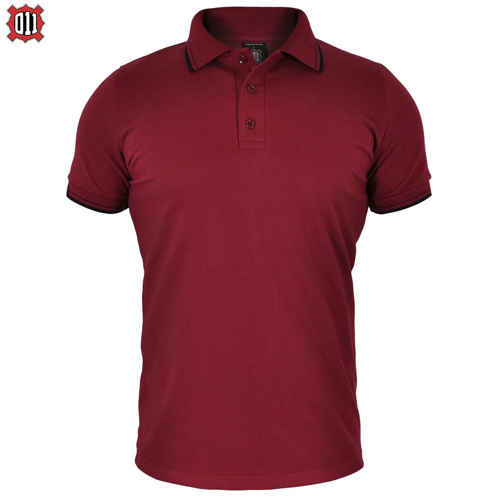 Polo majica (bordo)