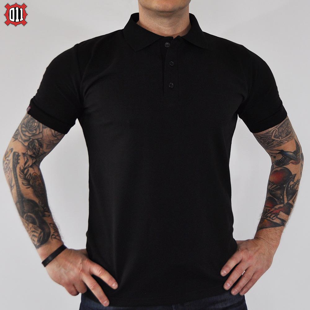 Polo majica 011 (Crna)