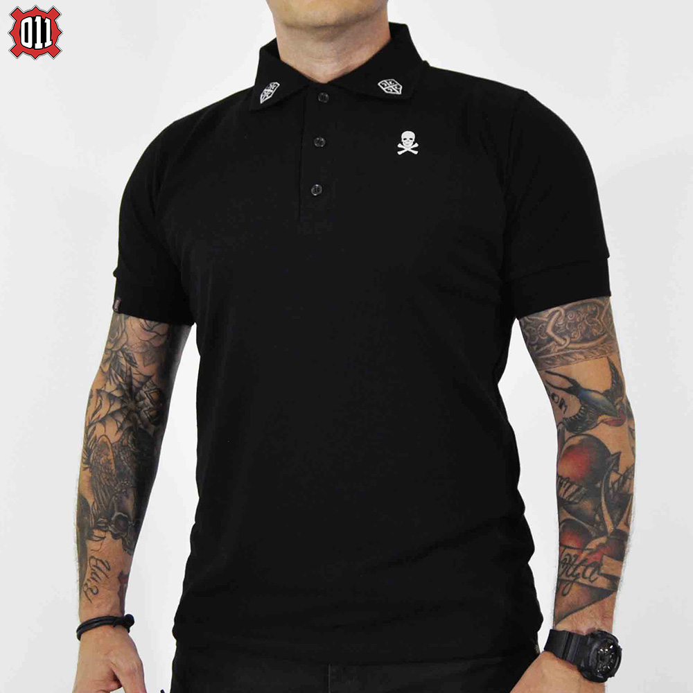 Polo majica Lobanja