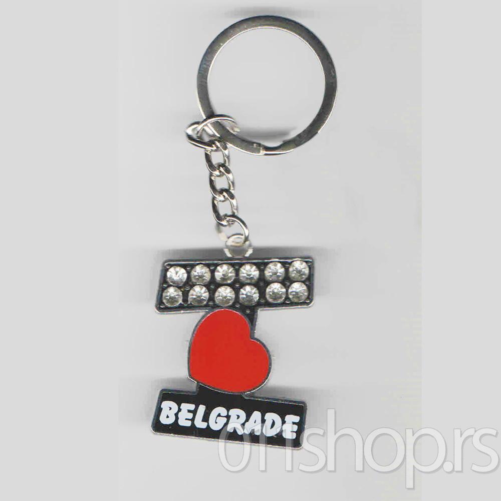 Privezak Beograd-Srce