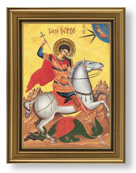 Slavska ikona sa pozlatom (sv. po izboru) 2