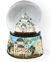 Snežna kugla - Beograd 2