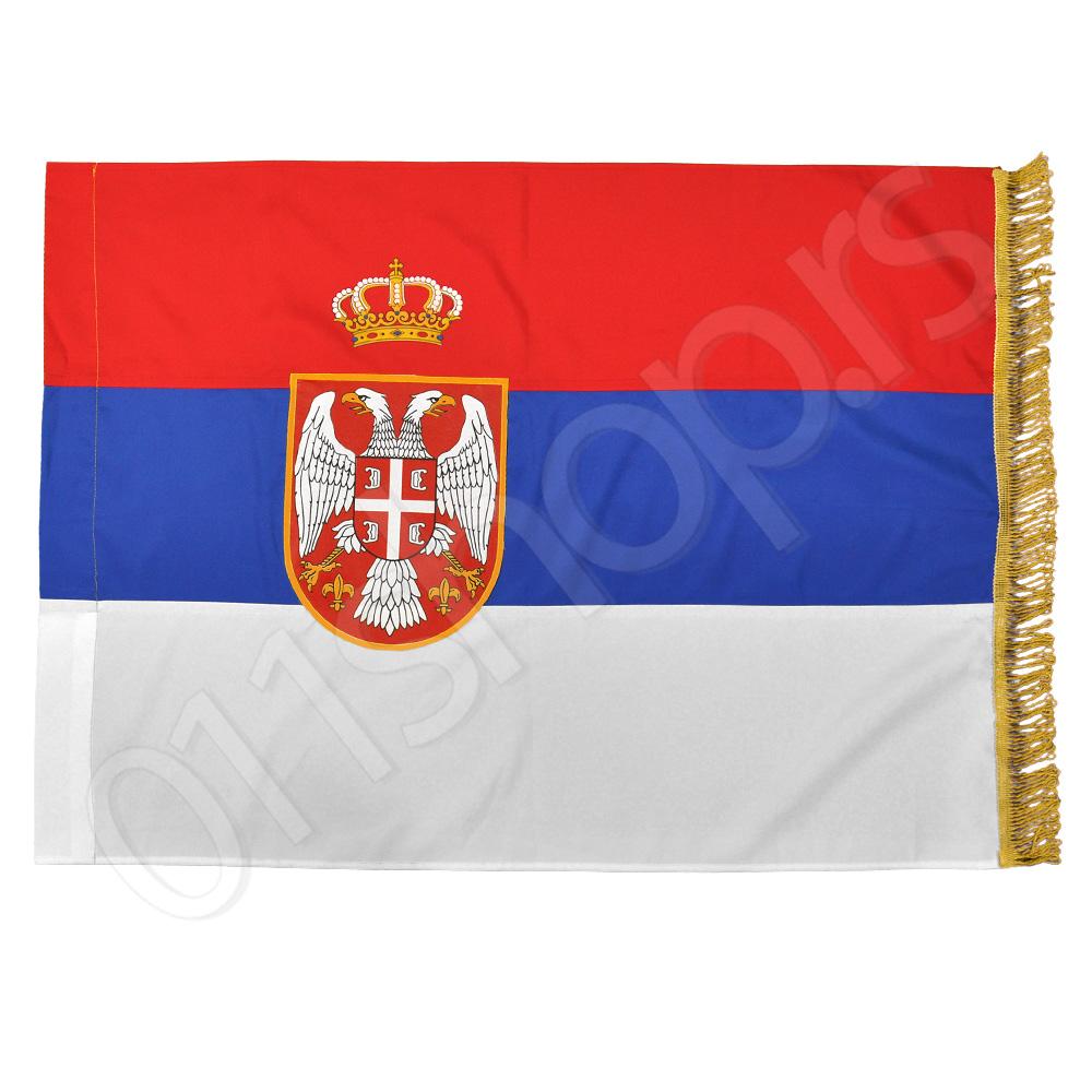 Državna zastava (nasivak 100cmX60cm)