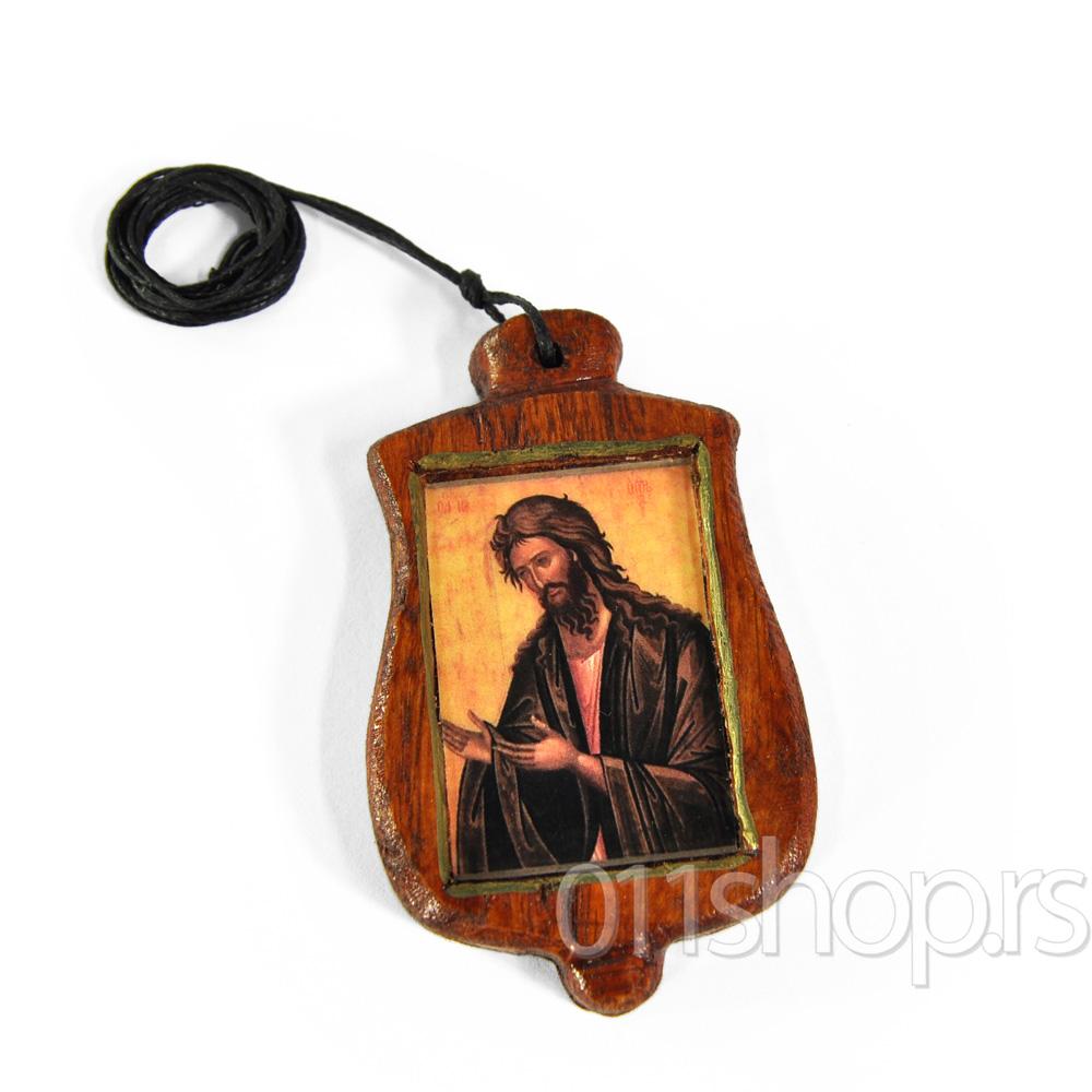 Ikonica-medaljon sv. Jovan