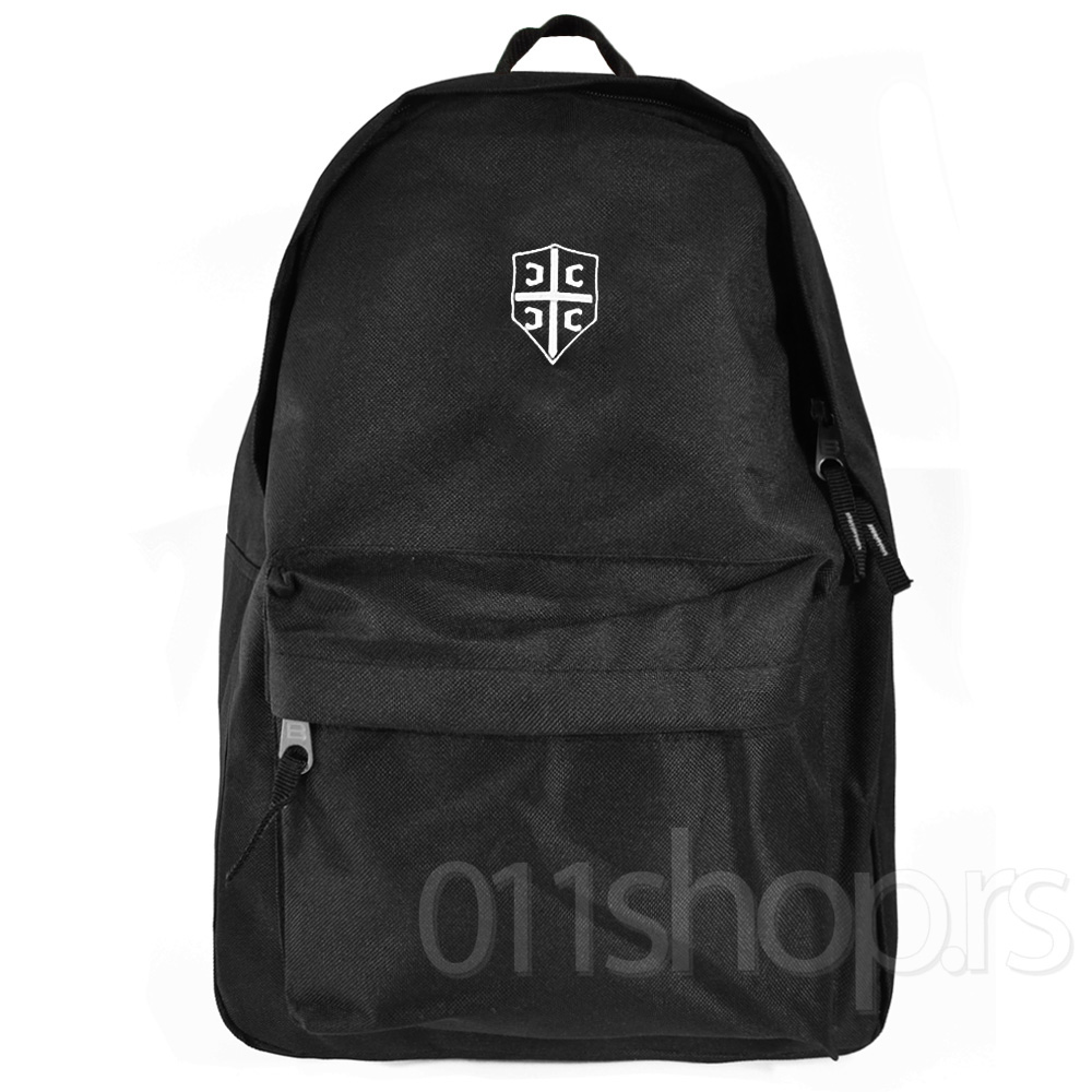 Školski ranac 4S (crni)