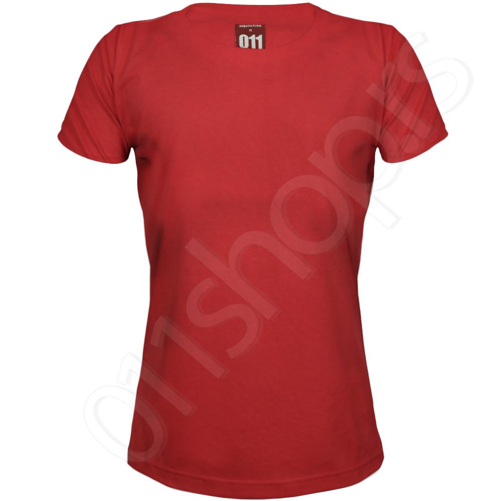 Ženska majica 011 - crvena
