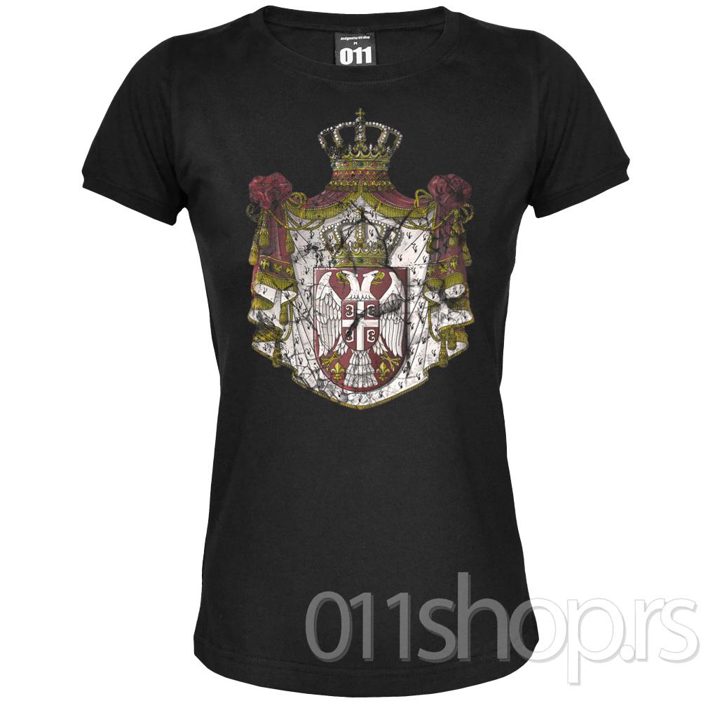 Ženska majica Srbija