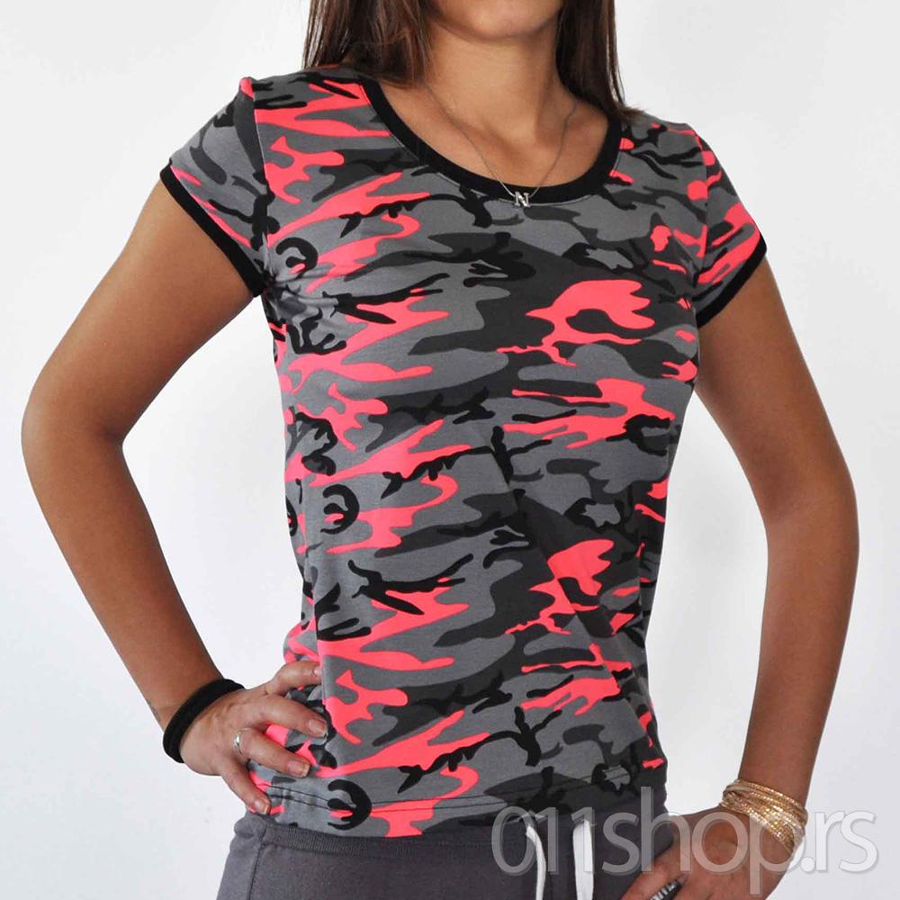 Ženska majica - Venom Combat