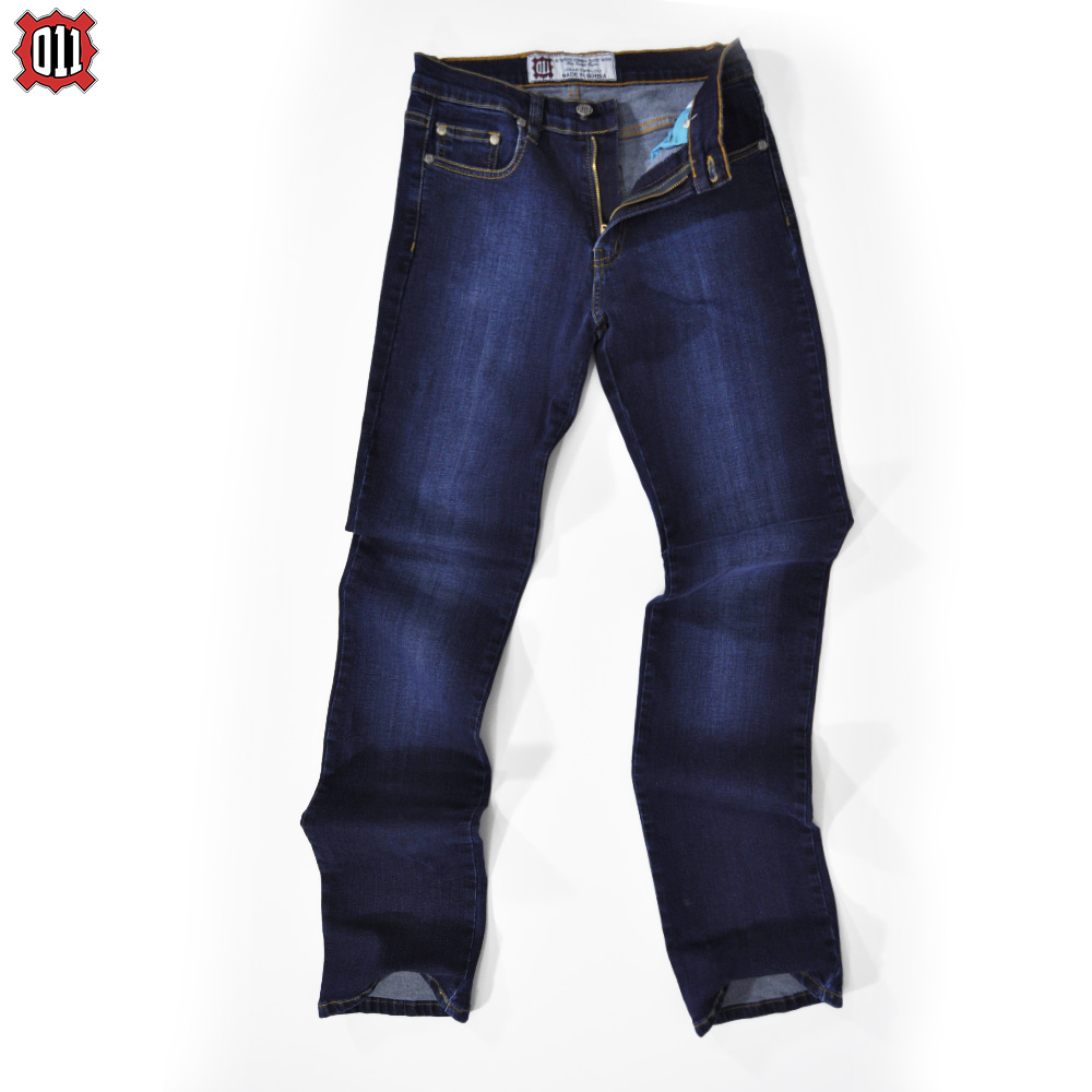 Ženske farmerke Grace star (dark denim)