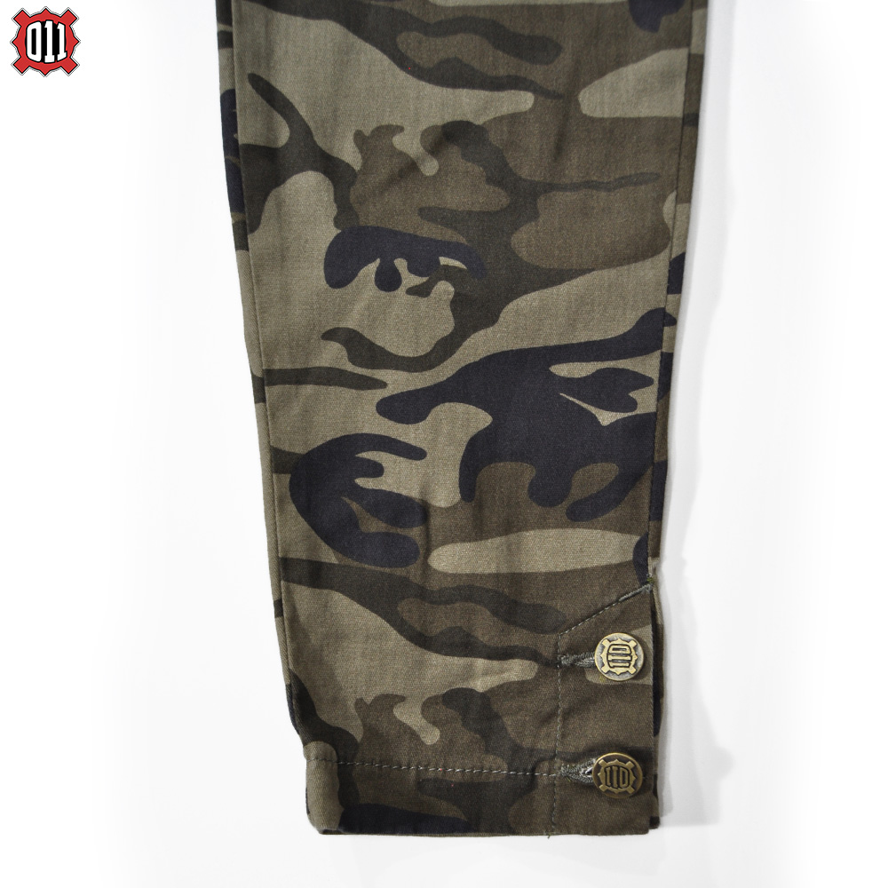 Women's Trousers Woodland Combat