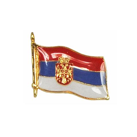 Značka Srpska zastava