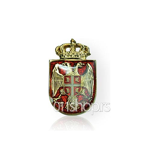 Znacka Srpski grb -model A