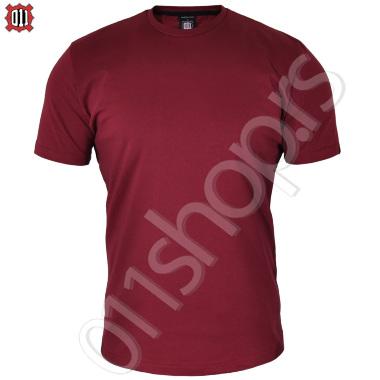 Majica 011 (Bordo)